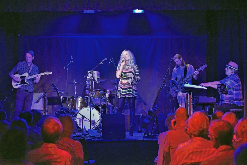 Both Sides Now present The Joni Mitchell Songbook